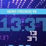 News Freebox V8