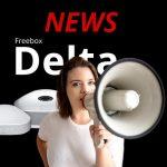 News Freebox Delta